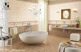 El cuarto de baño azulejos con decoración