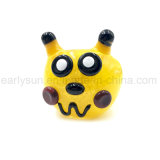 Gelbes Pokemon Pika Pikachu Glaslöffel-Rohr (ES-HP-122)
