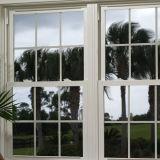 De vidrio a prueba de huracanes de EE.UU., el huracán ventanas de vidrio laminado nominal Precio por metro cuadrado