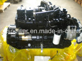 Moteur diesel Cummins Dcec 6bt5.9-C130 pour la construction de l'industrie projet Engneering