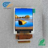 """1.77 """" Spi Interface 500 de Vertoning van het Scherm van de Aanraking van Cr voor de Machines van de Verkoop en van de Etikettering"""