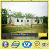 Steigung-Dach-vorfabriziertes Haus für Wohnprojekt
