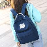2017 новый победитель Backpack студентов холстины сумок плеч японии и Южного Кореи малый свежий