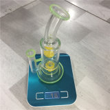 Труба водопровода совершенной цветастой более дешевой фабрики куря стеклянная для Tabacco