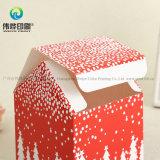 Forma de la casa de papel caja caja de embalaje de regalo