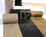 Tissu de résistance thermique de teflon pour la machine à ensacher
