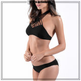 Bandagem Sexy Two-Pieces elegante Ladies Beach Bikini Maiôs