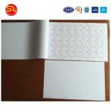 MIFARE 칩을%s 가진 RFID 스마트 카드를 위한 3*7 3*8 5*5 배치 NFC 플라스틱 Prelam 상감세공
