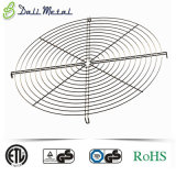 PVC Coated, Galvanized Chrome Welded Wire Axial 또는 Exhaust Industrial Fan Grille Guard