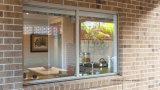 Passives Ventilations-Aluminium schiebendes Windows mit lamelliertem Glas