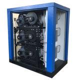 compresseur d'air exempt d'huile du défilement 5-50HP silencieux superbe