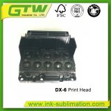Cabeza de impresión de Advenced Dx-6 para la impresión de alta velocidad de la inyección de tinta de Digitaces