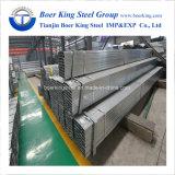 50*50mm長方形の鋼鉄空セクション管