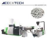 Bolsa de tejido de polipropileno reciclado de la máquina de extrusión de peletización