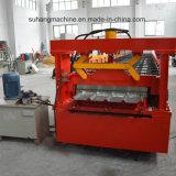 5 toneladas de máquina anterior del material para techos del rodillo manual del panel