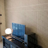 Resistencia a las inclemencias del tiempo fácil instalar el azulejo blanco durable