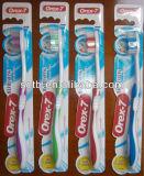 Cepillo de dientes adulto más barato al por mayor del colgante de papel de China