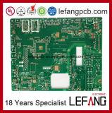 Carte à circuit imprimé pour le signal rassemblant le dispositif