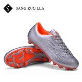 Ботинки футбола футбола самого лучшего качества изготовления вскользь