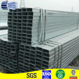 Q235 galvanizado de alta resistência para Tubos de Aço Quadrado Gi