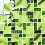 Proveedor de Foshan buen precio en 3D Color mixto piscina mosaico de vidrio