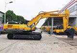 Sinomach 건축기계 기술설계 장비 34 톤 크롤러 유압 굴착기 Zg3365LC-9c