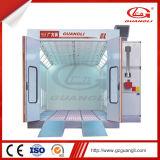Sitio de gama alta de la pintura de Transitiom de la hornada del aerosol de la talla enorme Gl3000-B1 del item del nuevo diseño de Guangli para el carro usado