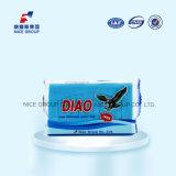 Performance de marque de Diao la meilleure nettoyant le savon de blanchisserie doux 242g