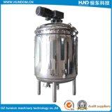 Edelstahl-Vakuumsahne-Salbe-flüssiges kosmetisches Emulsionsmittel-mischendes Becken