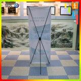 Bekanntmachende x-Fahnen-Aluminiumbildschirmanzeige (TJ-002)