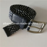Fashion Speckled Accessories Elastic Woven Belt