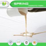 100% resistente al aguaCubierta de protector de colchón de Jacquard tejido