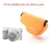 Сумка для внутренней камеры Sony A6000 с 16-50мм объектив фотокамеры DSLR мягкий чехол из неопрена защитный чехол лучшим подарком для любителей