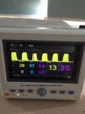 Tafelblad Analisator van het Gas van de Anesthesie van 7 Duim de Multi voor Veterinair Gebruik