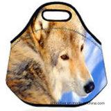 Domanda di sacchetto più freddo del pranzo isolato picnic per i capretti