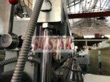 Hochgeschwindigkeitswalzen-flacher Stern-Dichtungs-Abfall-Beutel, der Maschine herstellt