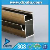 Profilo di alluminio Bronze anodizzato per il materiale da costruzione del portello della finestra