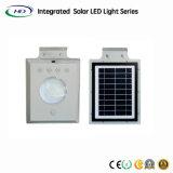 통합 LED 태양 정원 빛 (5W 운동 측정기)