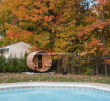 Keya Cedar sauna tradicional sauna do canhão para venda a quente