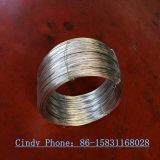 Fil en acier galvanisé pour la reliure sur le fil de 0,7 mm 1,2 mm 0,8 mm
