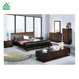 Base cómoda de los muebles del dormitorio del diseño del estilo de país
