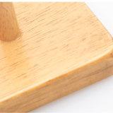 Les enfants de la pile de bois d'enseignement des mathématiques de comptage Bloquer les jouets pour bébés et enfants