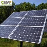 Elettricità solare monocristallina sostenibile dell'interruttore del modulo 210W di PV ad energia solare