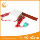 12V 200W Rubber het Verwarmen van het Silicone Stootkussen/Verwarmer voor 3D Printer