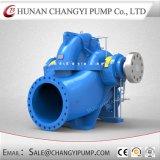 Große Kapazitäts-doppelte Absaugung-Wasser-Entwässerung-Pumpe für Bewässerung