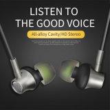 Fone de ouvido intra-auriculares de metal com diferentes cores para iPhone