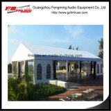 屋外の贅沢30mx50mのサイズ販売のためのアルミニウムフレームのホテルのテント