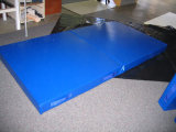 Venda por grosso de exercício programável de PVC de alta qualidade a ginástica Crash Mats para venda