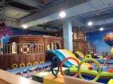 子供のための商業いたずらな城の柔らかい屋内運動場