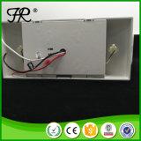 3,6 V, 900mAh, 2W*12Led, éclairage de secours rechargeable